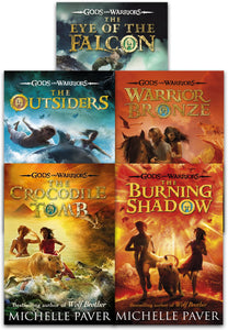 Gods and Warriors Series Collection 5 Books Set