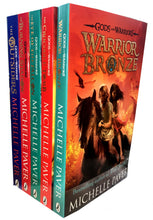 Load image into Gallery viewer, Gods and Warriors Series Collection 5 Books Set