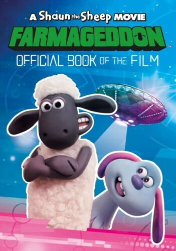 Farmageddon Book Of The Film