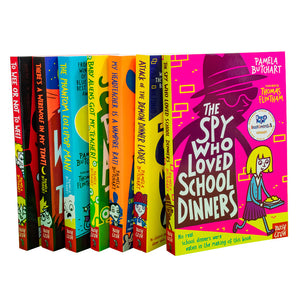 Baby Aliens Series Collection 7 Collection Books Set By Pamela Butchart