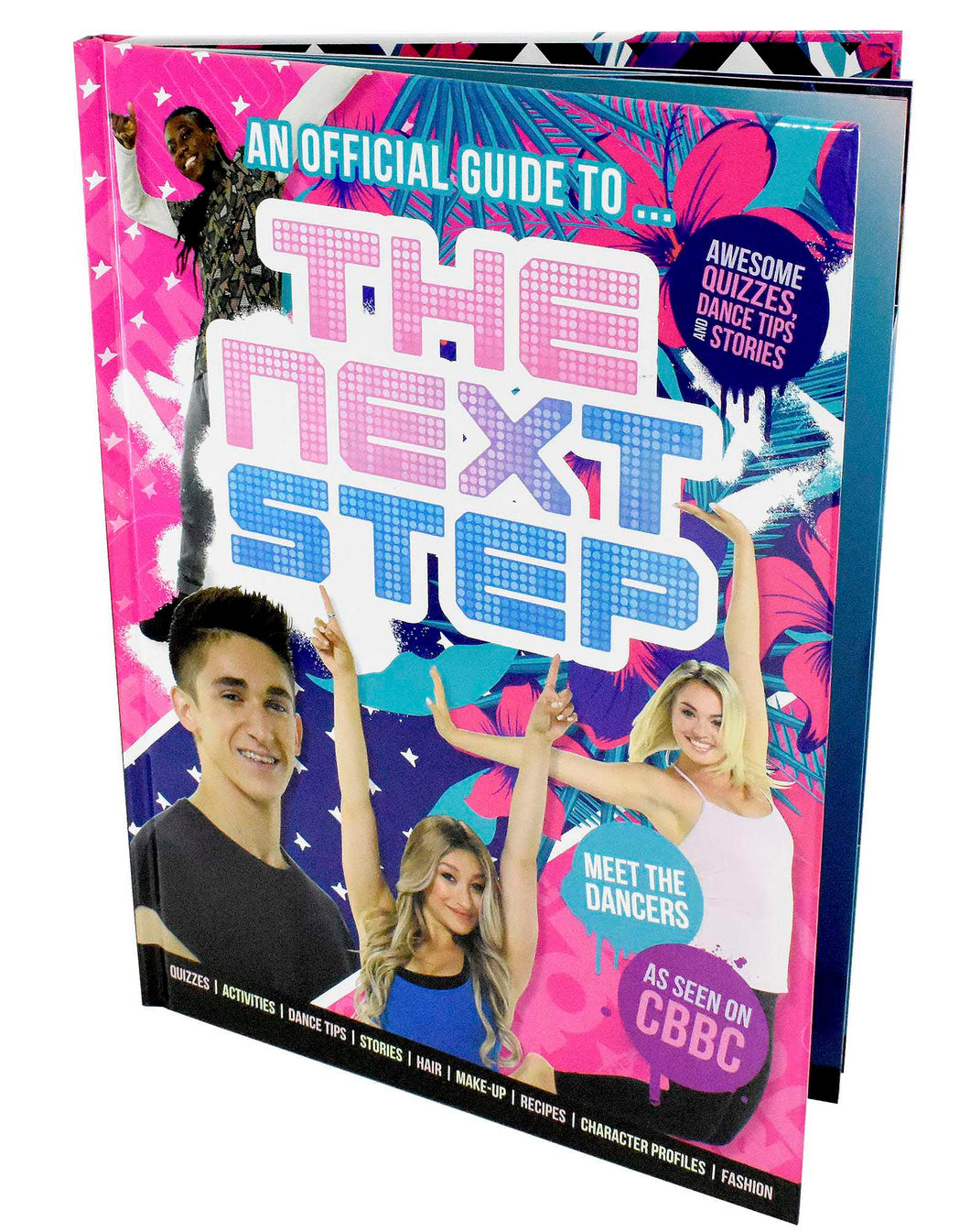 An Official Guide to... THE NEXT STEP!