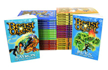 Load image into Gallery viewer, Beast Quest The Hero & The Battle Series 1 To 6 - 36 Books