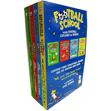 Load image into Gallery viewer, Football School Season Series Top Scorers 4 Books Set