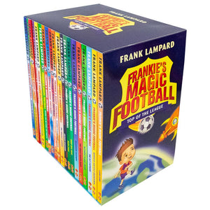 Frankies Magic Football 20 Books Box Set