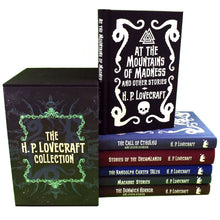 Load image into Gallery viewer, H P Lovecraft 6 Books Set