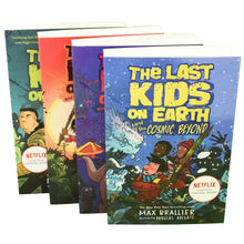 Load image into Gallery viewer, Last Kids On Earth 4 Books Children Collection Paperback Set By Brallier & Holgate