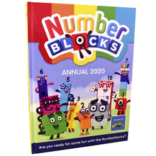 Load image into Gallery viewer, Numberblocks Annual 2020 Hardback NEW Book By Sweet Cherry Publishing