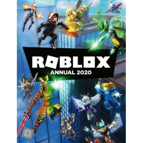Roblox Annual 2020 Children Book Hardback By Egmont