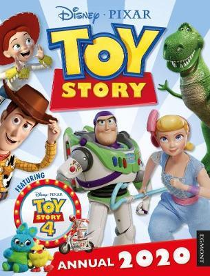 Disney Pixar Toy Story Annual 2020 Children Book Hardback By Egmont