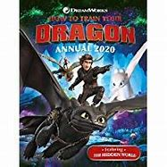 How To Train Your Dragon Annual 2020 Children Book Hardback