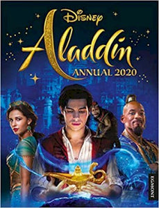 Disney Aladdin Annual 2020 Children Book Hardback By Egmont