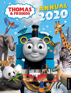 Thomas & Friends Annual 2020 Children Hardback, Activities,Games,Quizzes,Percy