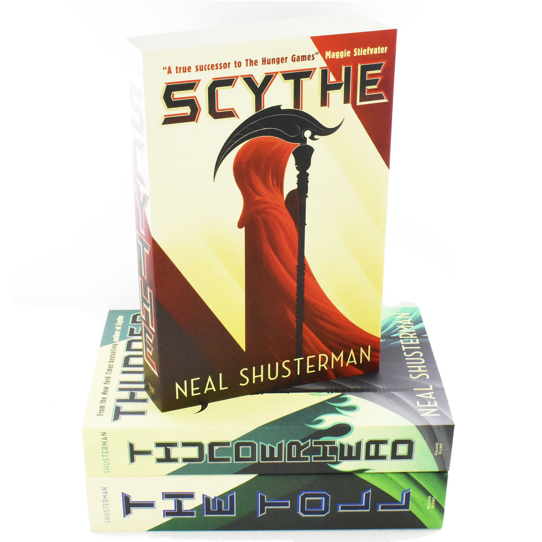 Arc Of A Scythe 3 Books Young Adult Collection Paperback Box Set By Neal Shusterman
