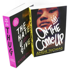 Load image into Gallery viewer, Hate U & On Come 2 Books Young Adult Collection Paperback Box Set By Angie Thomas