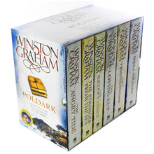 Load image into Gallery viewer, Poldark Series 3 & 4 - 6 Books Young Adult Paperback Box Set By Winston Graham