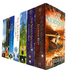 Lucinda Riley 7 Books Young Adult Collection Paperback Set (Seven Sisters, Storm Sister)