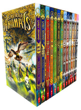 Load image into Gallery viewer, Spirit Animals (Series - 1 & 2) 13 Books Children Collection Paperback Box Set