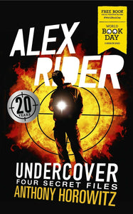 Alex Rider Undercover Four Secret Files WBD 2020 Paperback By Anthony Horowitz