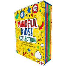 Load image into Gallery viewer, Mindful Kids 6 Books Activity Pack Children Set Paperback Box Set By Katie Abey