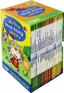 My First Read Along Library 30 Books Children Set Paperback By Julia Donaldson