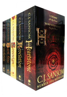Shardlake Series 5 Books Young Adult Collection Paperback Set By C J Sansom
