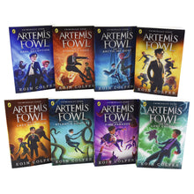 Load image into Gallery viewer, Artemis Fowl Collection Eoin Colfer 8 Books Set - Paperback
