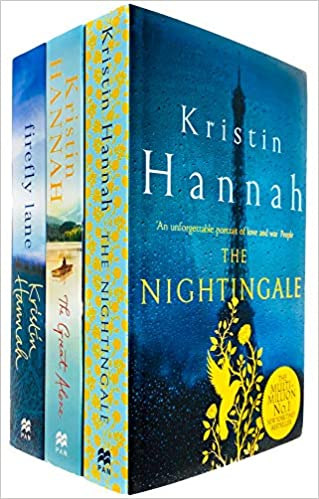 Kristin Hannah 3 Books Young Adult Collection Paperback Set