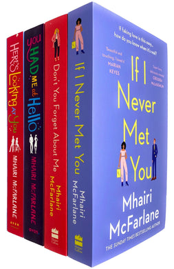 Mhairi Mcfarlane 4 Books Young Adult Collection Paperback Set