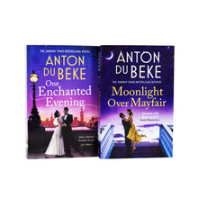 Load image into Gallery viewer, Perfect Santa Monterfiore Anton Du Beke: One Enchanted Evening, Moonlight Over Mayfair - 2 Books - Young Adults - Paperback