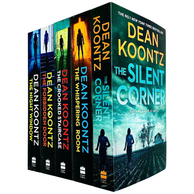 Jane Hawk Thriller Series 5 Books Adult Collection Paperback Gift Set Pack By- Dean Koontz