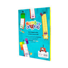 Load image into Gallery viewer, Official Numberblocks Annual 2021 Hardback - Sweet Cherry Publishing