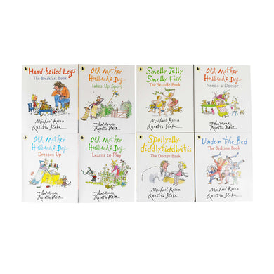 Michael Rosen & Quentin Blake 8 Picture Books Collection Set-Paperback