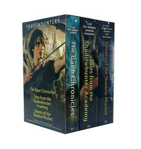 The Shadowhunter Academy 3 Books Box Set - Paperback by Cassandra Clare