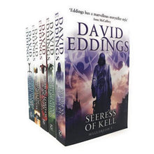 Load image into Gallery viewer, The Malloreon Series Collection 5 Books Set Paperback by David Eddings