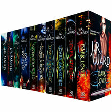 Load image into Gallery viewer, Black Dagger Brotherhood World Series 10 Books Collection Set Paperback by J.R. Ward