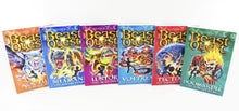 Load image into Gallery viewer, Beast Quest 6 Books Series 10 Children Collection Paperback Box Set By Adam Blade