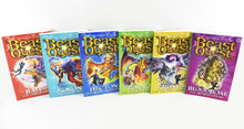 Load image into Gallery viewer, Beast Quest 6 Books Series 8 Children Collection Paperback Box Set By Adam Blade
