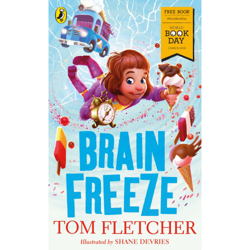 Brain Freeze by Tom Fletcher (World Book Day 2018) - Bangzo Books Wholesale