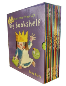 The Little Princess's Big Bookshelf  20 Books