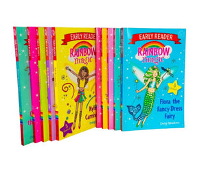 Rainbow Magic Early Reader 10 Book Collection