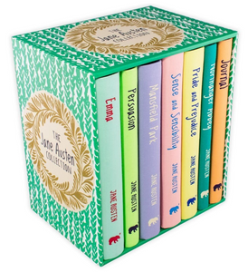 The Jane Austen 7 Book Collection
