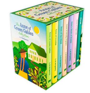 The Anne of Green Gables 7 Book