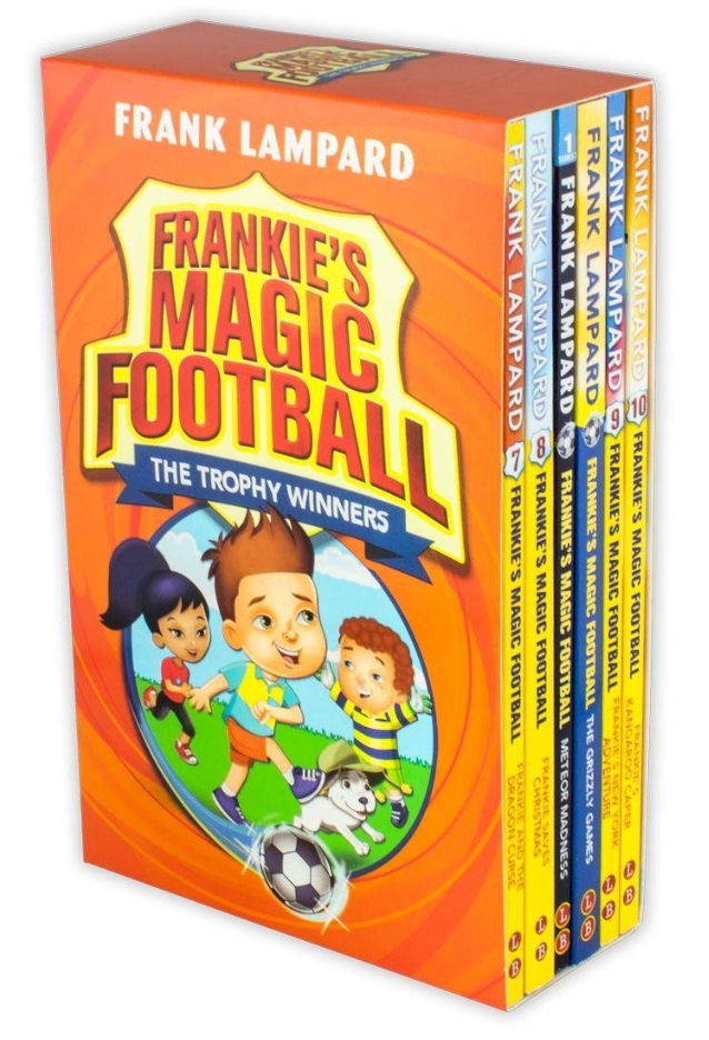 Frankie's Magic Football: The Trophy Winners 6 Book