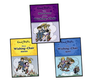 The Wishing Chair 3 Books Set