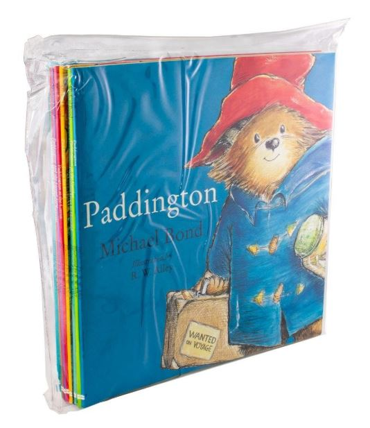 Paddington Bear 10 Picture Books