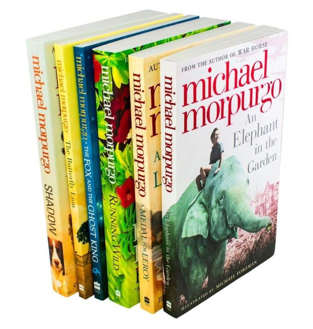 Michael Morpurgo 6 Book Collection - Series 2