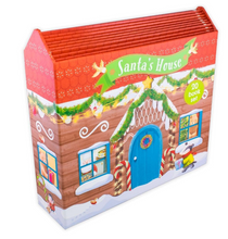 Load image into Gallery viewer, Santa's House 20 Book Set