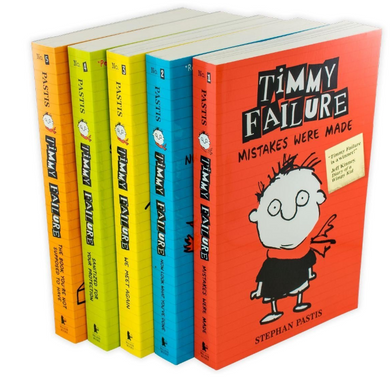 Timmy Failure Totally Catastrophic 5 Book