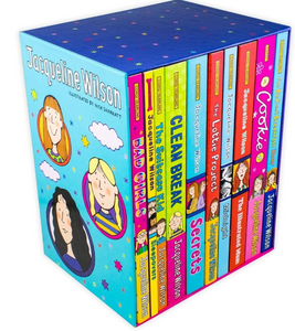 Jacqueline Wilson 10 Books Set