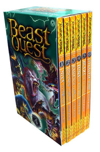 Beast Quest Series 4 Collection